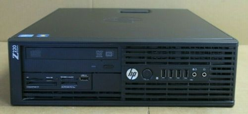 HP Z220 SFF WorkStation Quad-Core E3-1225v2 3.2GHz 4GB 1TB HDD Win7 WM469ET#ABU
